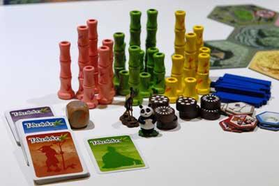 Takenoko gioco