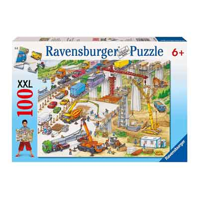 Cantiere immenso Puzzle