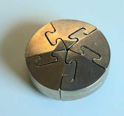 cast spiral puzzle