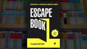 escape book segreto club