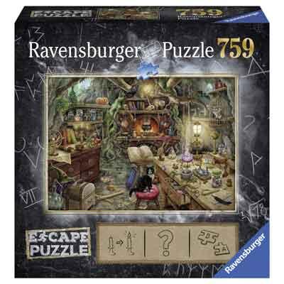 escape puzzle strega