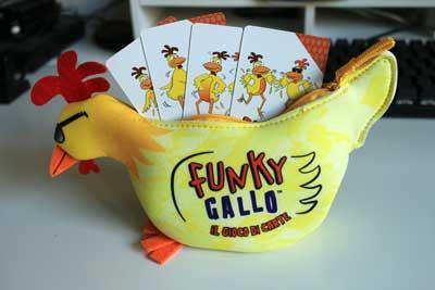 funky gallo gioco società