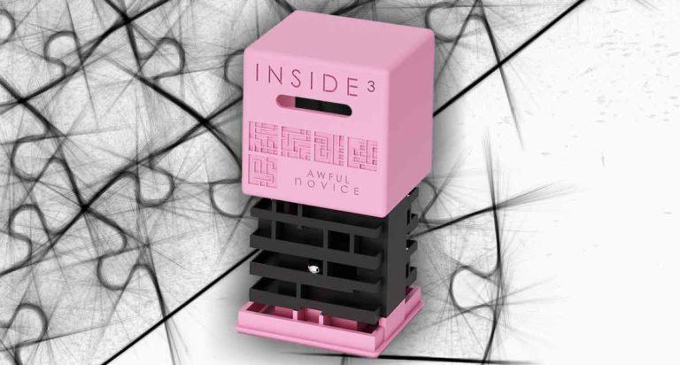 Inside3 Awful Novice, il più difficile tra i più facili labirinti al buio