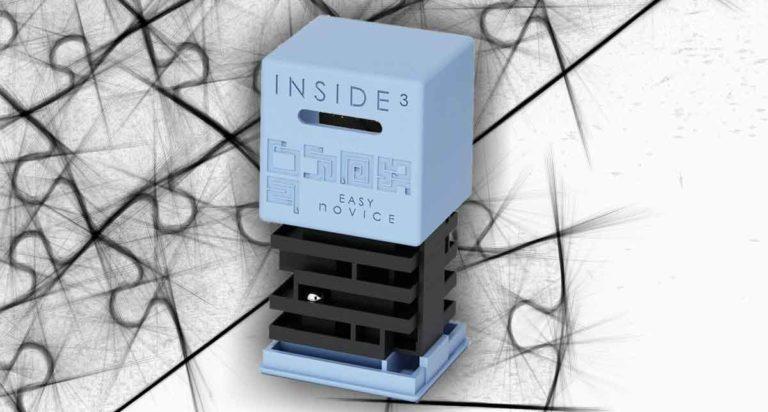 Inside3 Easy Novice. Un labirinto al buio molto semplice
