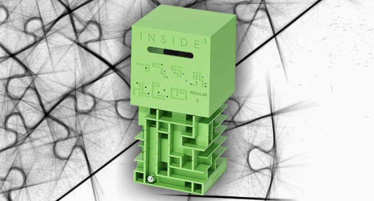 Inside3 Regular 0. Un labirinto non così semplice da risolvere alla cieca