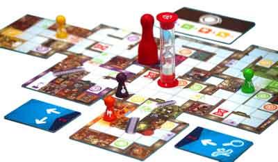 magic maze gioco società