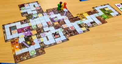 magic maze gioco tavolo