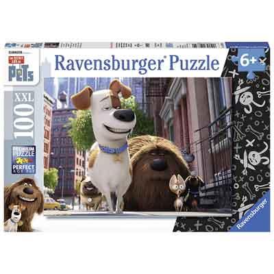 pets puzzle 100