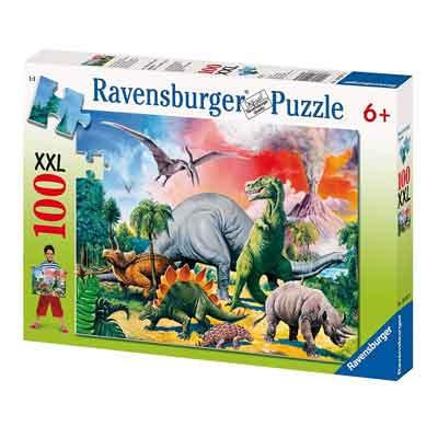 Puzzle dei Dinosauri