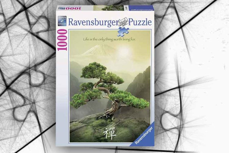 puzzle albero zen