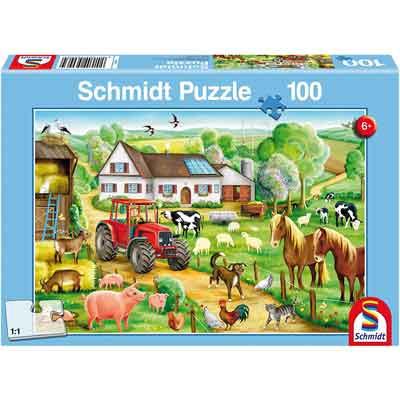 puzzle allegra fattoria