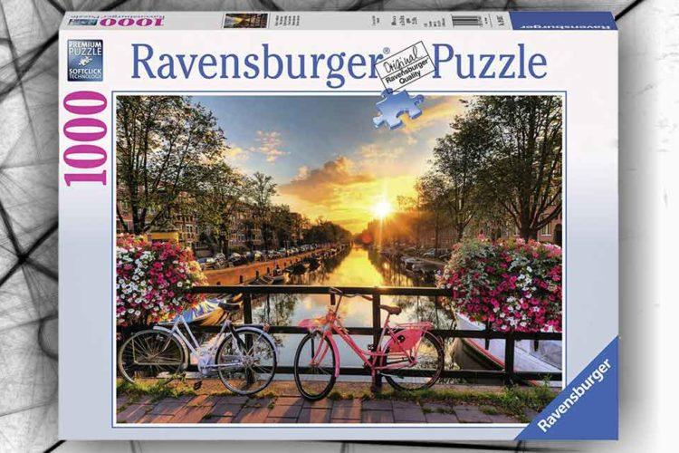 puzzle bici amsterdam
