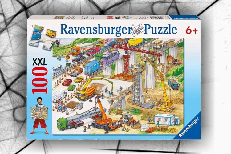 puzzle cantiere immenso
