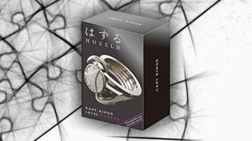 puzzle cast ring