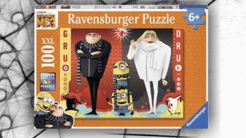 puzzle cattivissimo me 3