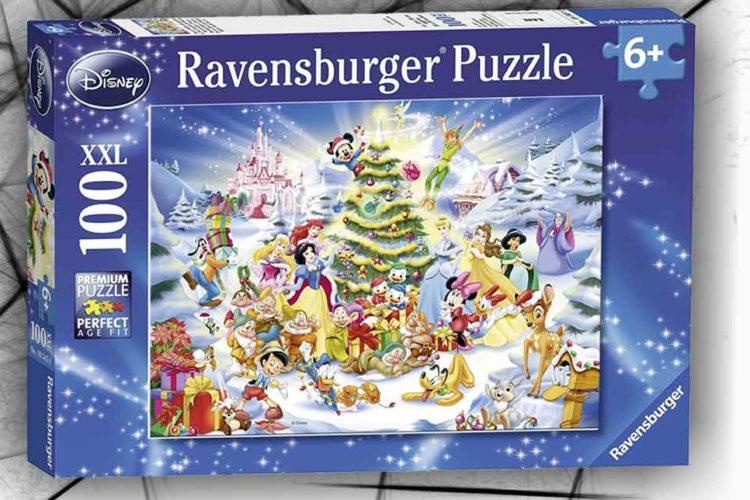 puzzle christmas disney