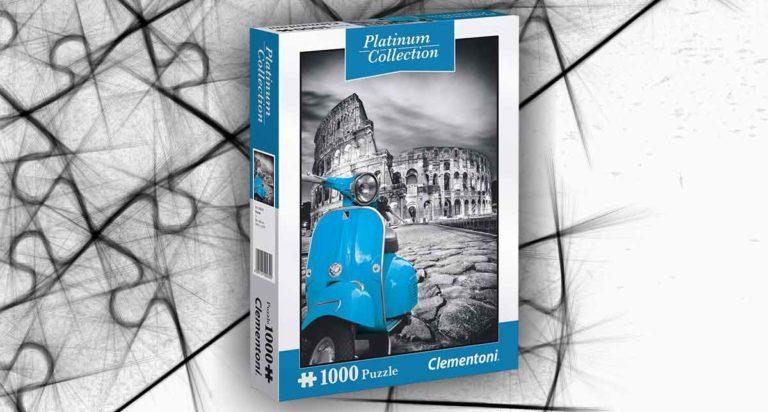 Il Colosseo un puzzle da 1000 pezzi di alta qualità