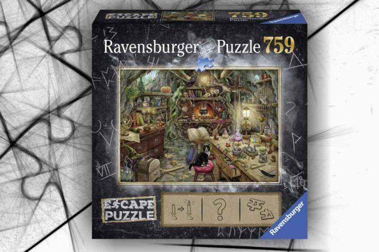 puzzle escape strega