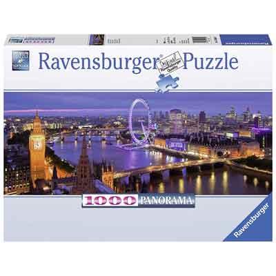 puzzle londra notte 1000