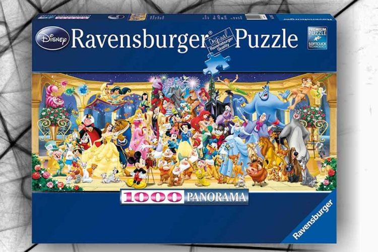 puzzle personaggi disney