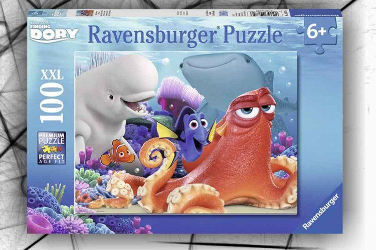 puzzle ricerca dory