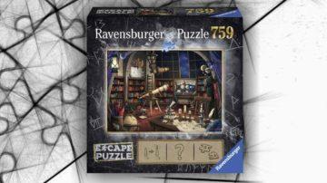 puzzle escape osservatorio