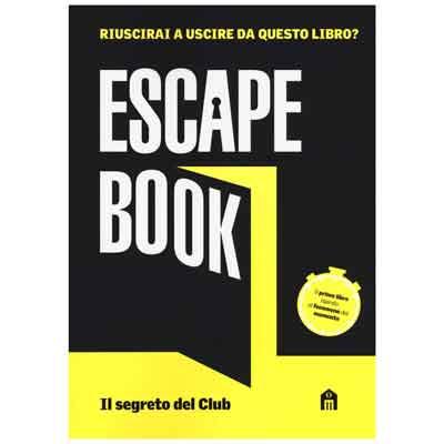 segreto club escape book