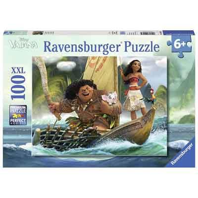 vaiana puzzle