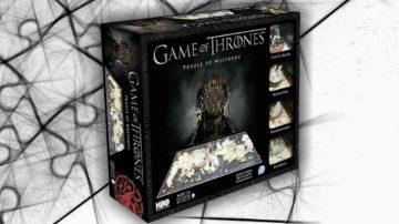 games of thrones puzzle 4D-1400-pezzi