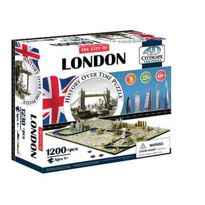 londra puzzle 4d