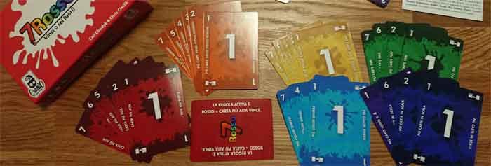 migliore gioco tavolo 7 rosso