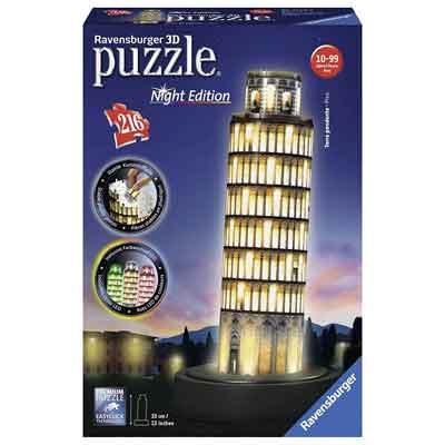 migliore puzzle 3d torre pisa