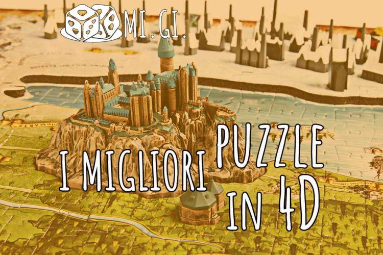 migliori puzzle 4D