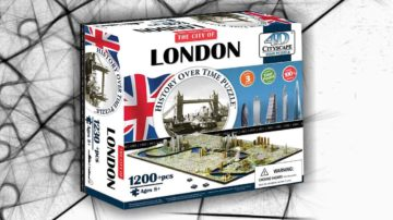 puzzle 4d londra