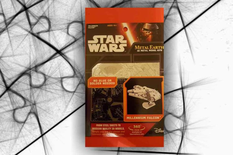 star wars puzzle 3D