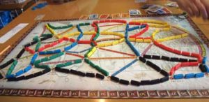 Ticket to Ride gioco tavolo