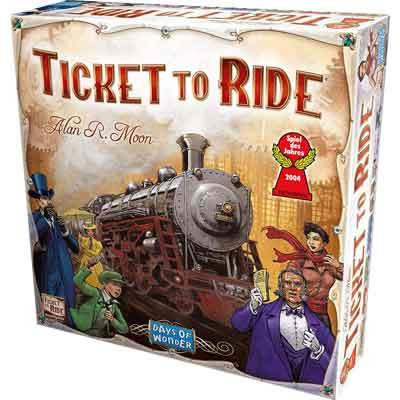 migliore gioco tavolo ticket to ride
