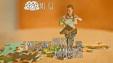 migliori puzzle bambini