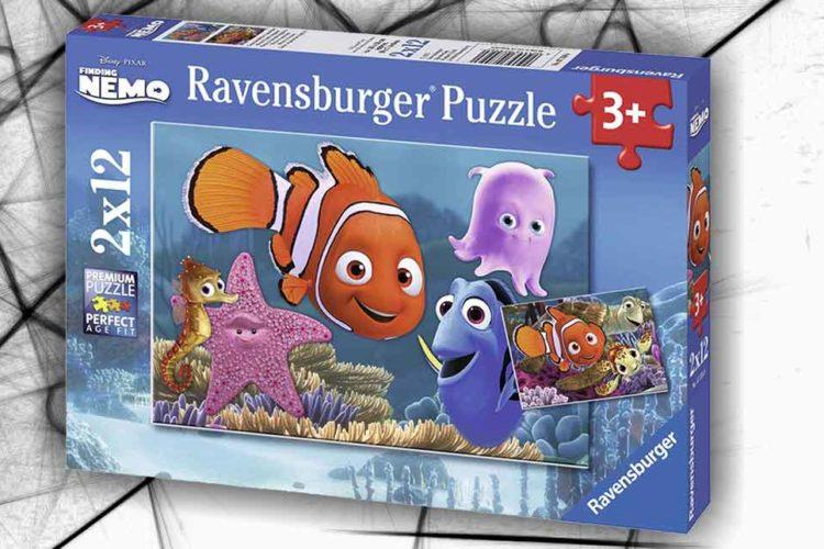 nemo puzzle bambini