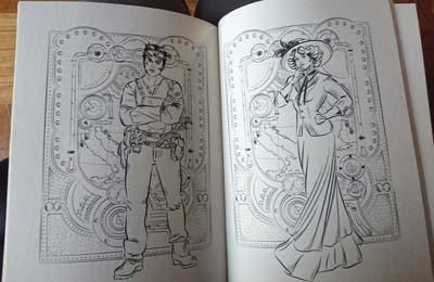 protagonisti steam romance