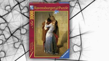 puzzle bacio 1000