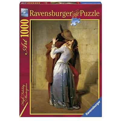 puzzle bacio