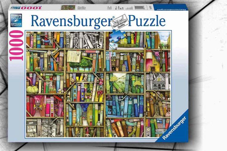 puzzle libreria 1000