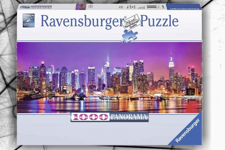 puzzle new york 1000