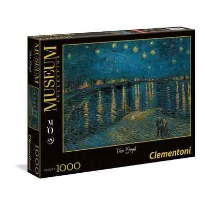 puzzle notte stellata rodano 1000