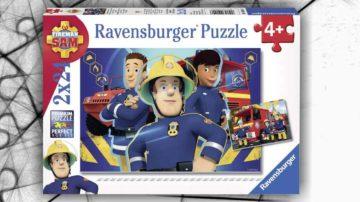 puzzle pompieri sam