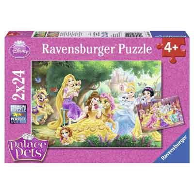 puzzle principesse disney