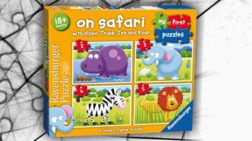 puzzle safari 4