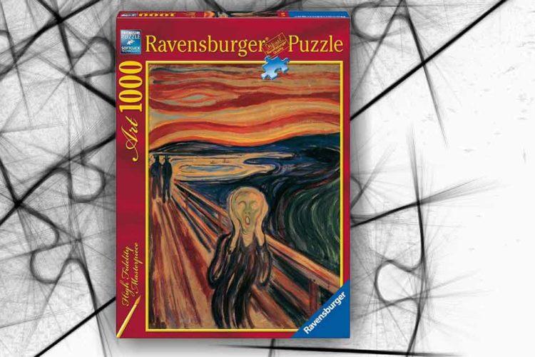 puzzle urlo munch