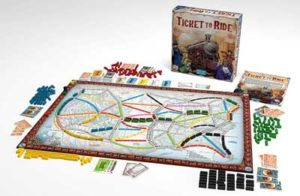 ticket to ride gioco societa